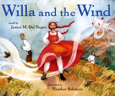 Willa and the Wind Cover