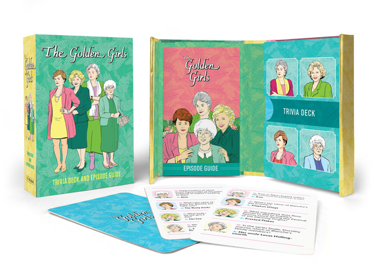 The Golden Girls: Trivia Deck and Episode Guide Cover Image