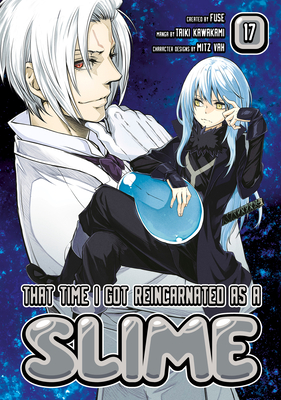 That Time I Got Reincarnated as a Slime 17 Cover Image