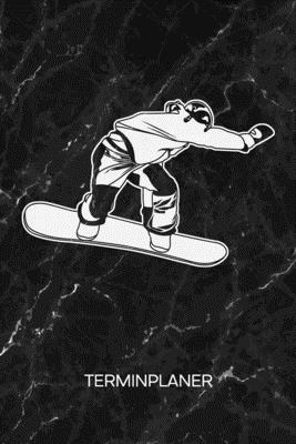 Terminplaner: Winter Sportler Kalender Mo. bis So. - Skiurlaub Terminkalender - Hüttengaudi Wochenplaner Wintersport Taschenkalender Cover Image