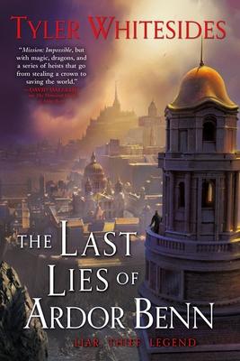 The Last Lies of Ardor Benn (Kingdom of Grit #3) Cover Image