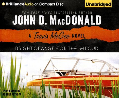 Bright Orange for the Shroud Cover Image