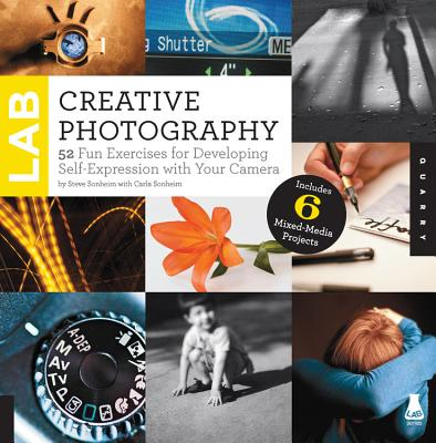Creative Photography Lab Cover