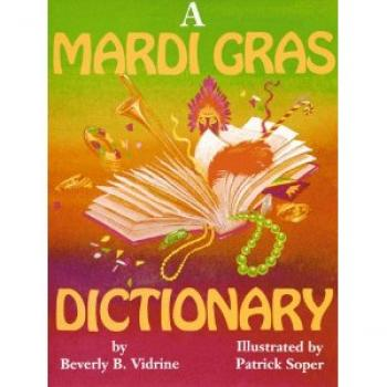 Mardi Gras Dictionary Cover Image