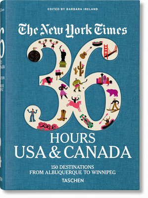 Nyt. 36 Hours. USA & Canada. 3rd Edition Cover Image