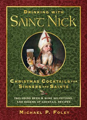 Cover for Drinking with Saint Nick