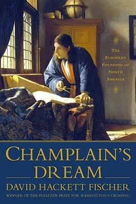 Champlain's Dream Cover