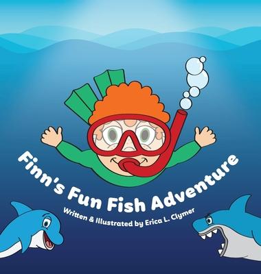 Finn's Fun Fish Adventure Cover Image