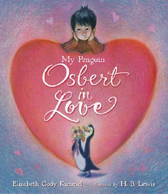My Penguin Osbert in Love Cover