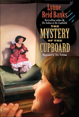 The Mystery of the Cupboard (Indian in the Cupboard) Cover Image