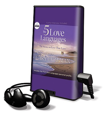 The 5 Love Languages: The Secret to Love That Lasts [With Earbuds] (Playaway Adult Nonfiction) Cover Image