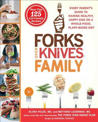 Forks Over Knives Family Cover