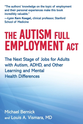 Cover for The Autism Full Employment Act