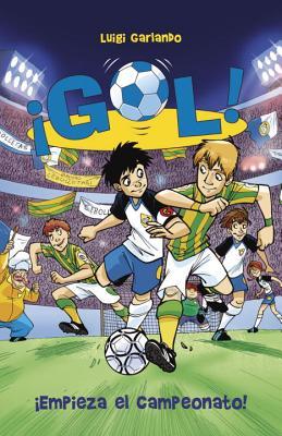 Empieza El Campeonato!, Book 3 Cover