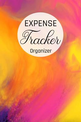 Expense Tracker: Keep Track Daily Record about Personal Financial Planning (Cost, Spending, Expenses). Ideal for Travel Cost, Family Tr Cover Image