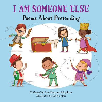 Cover for I Am Someone Else