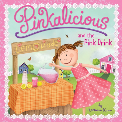 Pinkalicious and the Pink Drink Cover