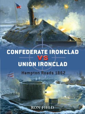 Confederate Ironclad vs. Union Ironclad Cover