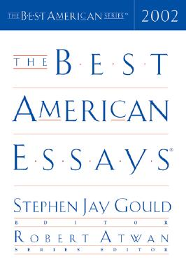 The Best American Essays 2002 Cover