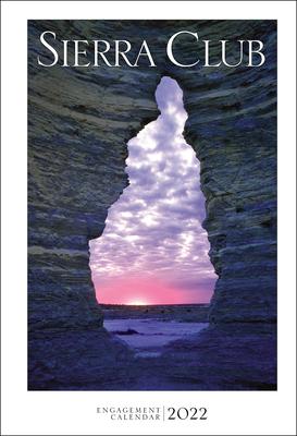 Sierra Club Engagement Calendar 2022 Cover Image
