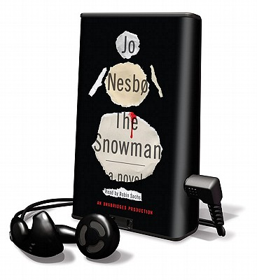 The Snowman [With Earbuds] (Playaway Adult Fiction) Cover Image