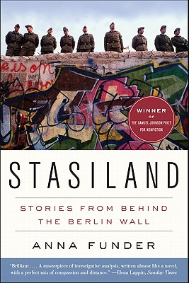 Stasiland Cover