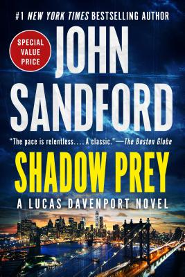 Shadow Prey (A Prey Novel #2) Cover Image