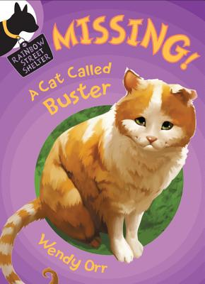 Missing! A Cat Called Buster Cover