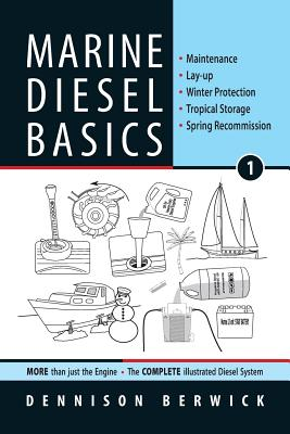 Marine Diesel Basics 1: Maintenance, Lay-up, Winter Protection, Tropical Storage, Spring Recommission Cover Image