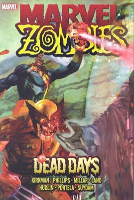 Marvel Zombies: Dead Days Cover Image