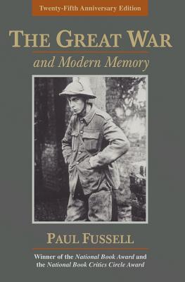 The Great War and Modern Memory Cover Image