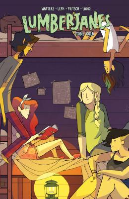 Lumberjanes Vol. 8: Stone Cold Cover Image
