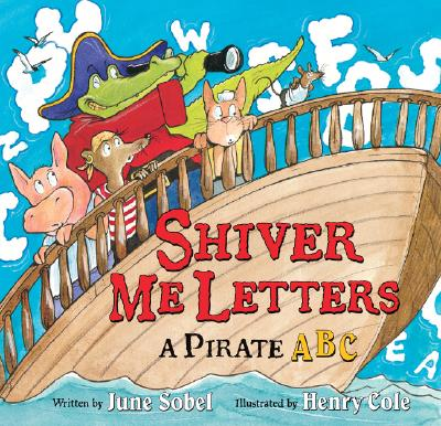 Shiver Me Letters Cover