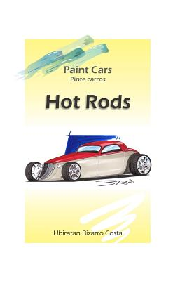 Paint Cars Hot Rods Cover Image
