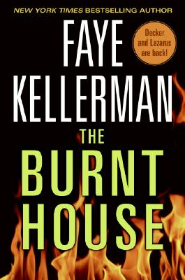 The Burnt House Cover