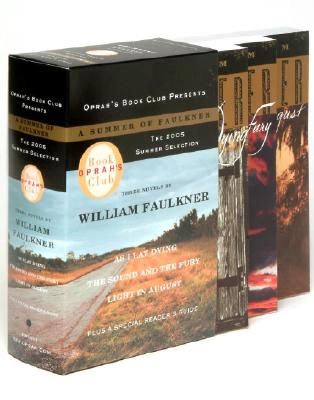 Oprah's Book Club 2005 Summer Selection a Summer of Faulkner Cover