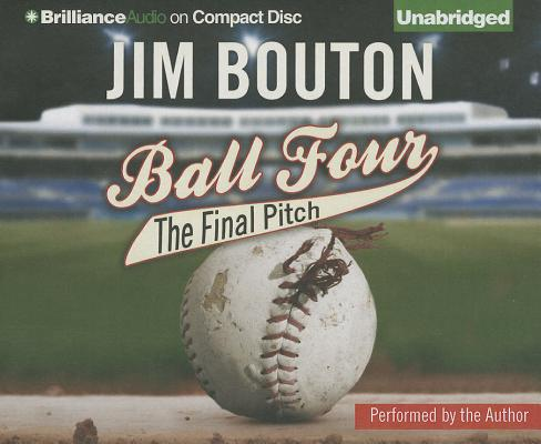 d849fc254f2e Ball Four: The Final Pitch (Compact Disc) | The Booksmith
