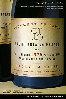Judgment of Paris Cover