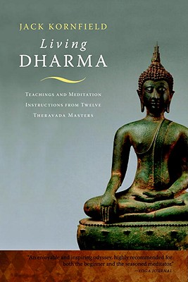 Living Dharma Cover