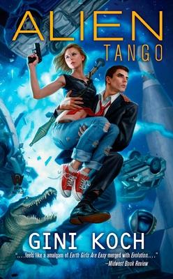 Alien Tango (Alien Novels #2) Cover Image