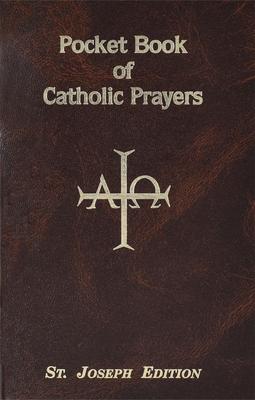 Pocket Book of Catholic Prayers Cover Image
