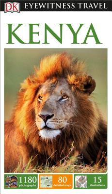 DK Eyewitness Kenya (Travel Guide) Cover Image