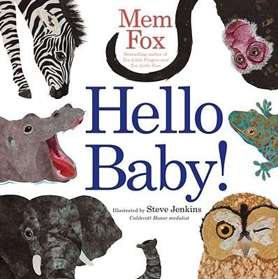Hello Baby! (Classic Board Books) Cover Image
