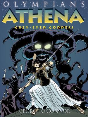 Olympians: Athena: Grey-Eyed Goddess Cover Image