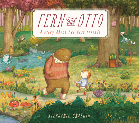 Fern and Otto: A Picture Book Story About Two Best Friends Cover Image