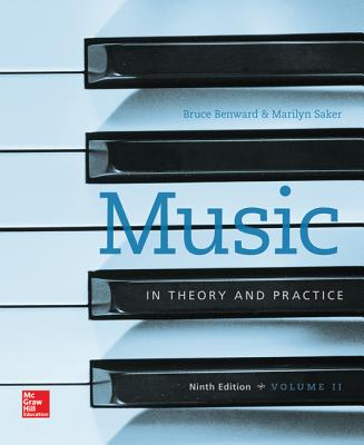 Music in Theory and Practice, Volume 2 Cover Image