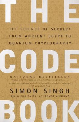 The Code Book: The Science of Secrecy from Ancient Egypt to Quantum Cryptography Cover Image