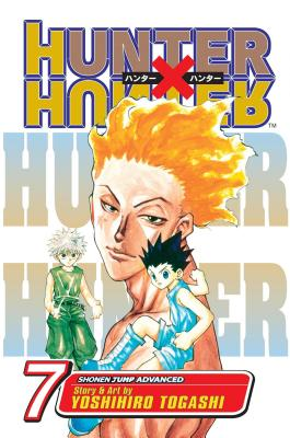 Hunter x Hunter, Vol. 7 Cover Image