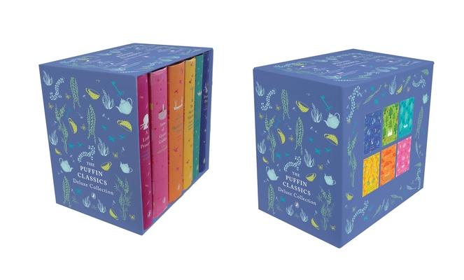 Puffin Hardcover Classics Box Set (Puffin Classics) Cover Image