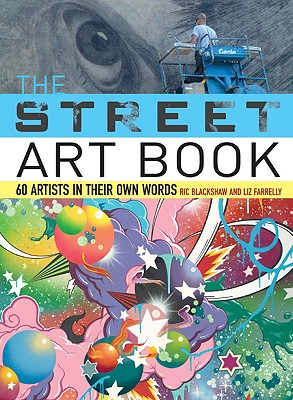 The Street Art Book Cover